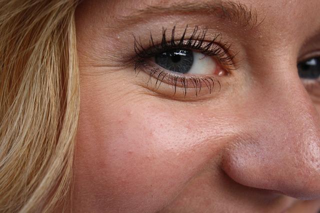 radost v očích