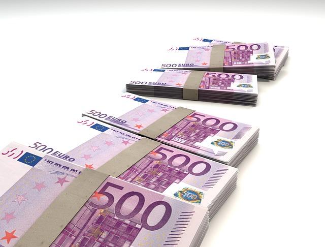 papírové bankovky