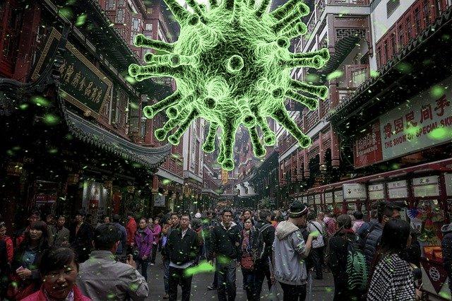 Korona vírus