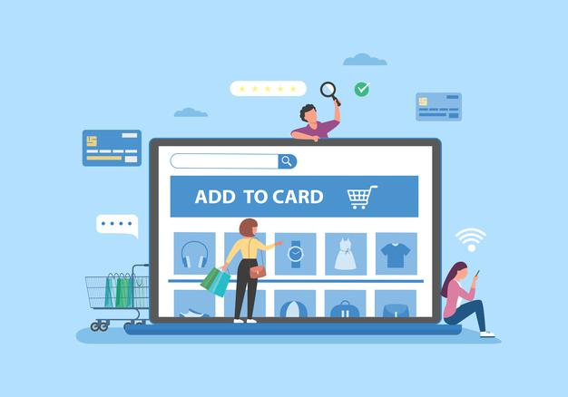 online-shopping-banner-mobile-app-templates-concept-flat-design_1150-34865